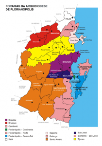mapa_foranias_arquidiocese